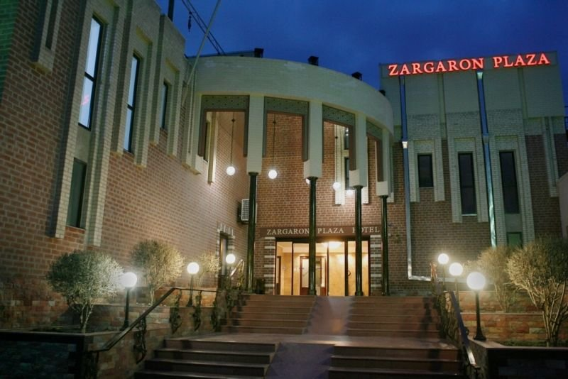 Zargaron Plaza Hotel, book Zargarob Plaza hotel