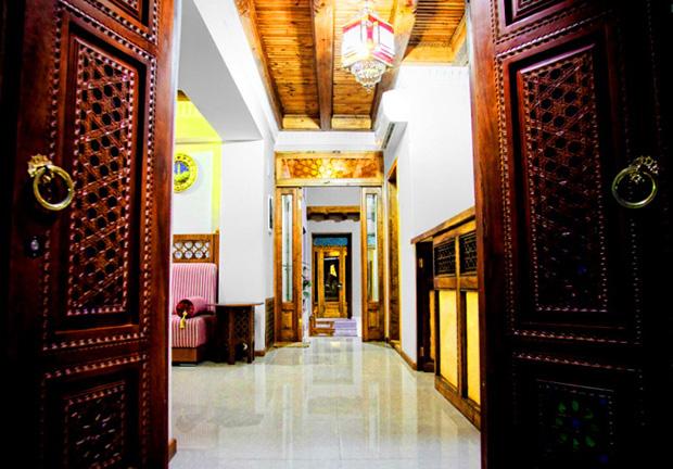 Kukeldash Hotel Bukhara, book Kukeldash hotel
