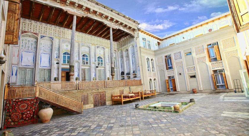 Lyabi Khouse Hotel Bukhara, book Lyabi Khouse hotel