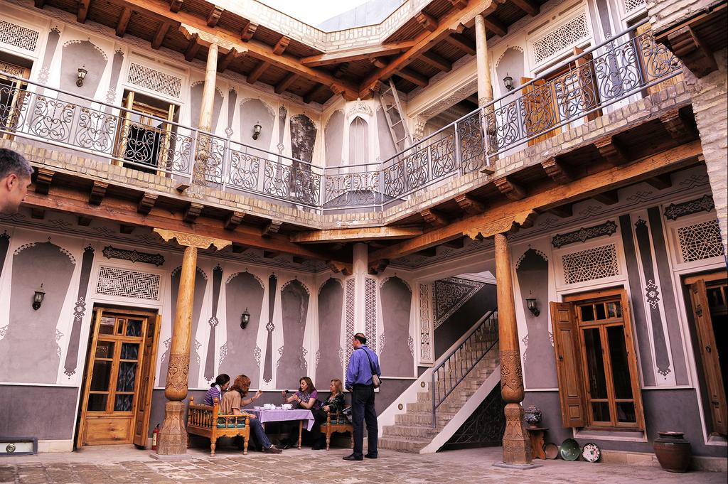 Minzifa Boutique Hotel Bukhara, book Minzifa hotel