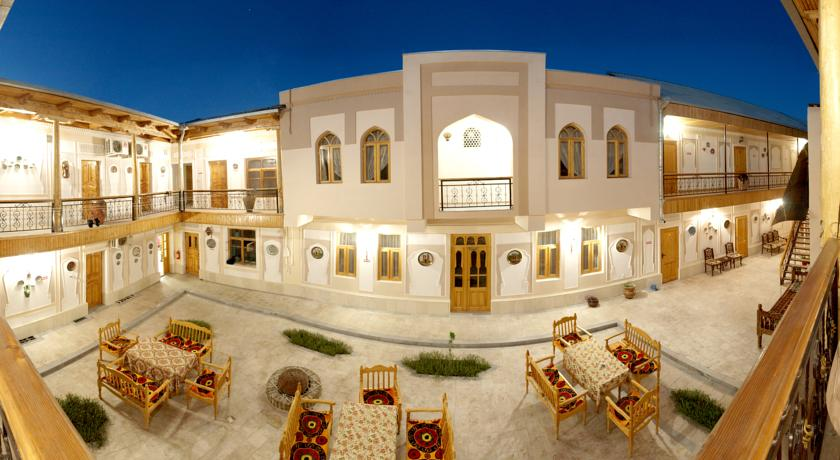New Moon Hotel Bukhara, book New Moon hotel