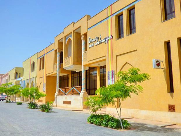 Omar Khayyam Hotel Bukhara, book Omar Khayyam hotel