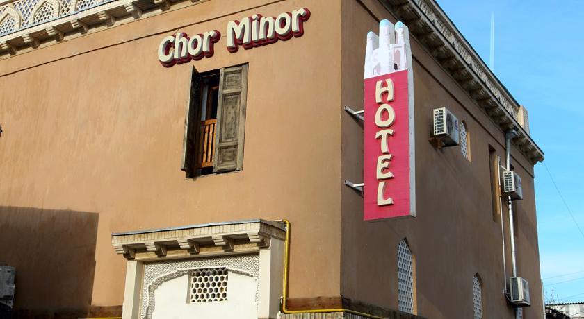 Chor Minor Hotel Bukhara, book Chor Minor hotel