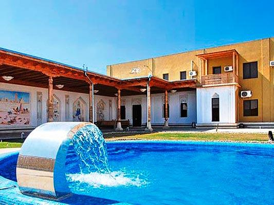 Avicenna Hotel Bukhara, book Avicenna hotel