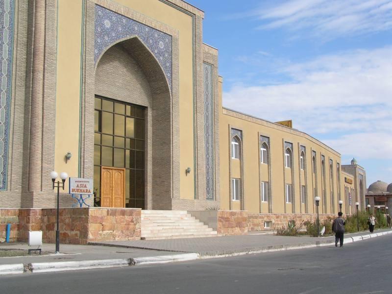 Asia Bukhara Hotel Bukhara, book Asia Bukhara hotel