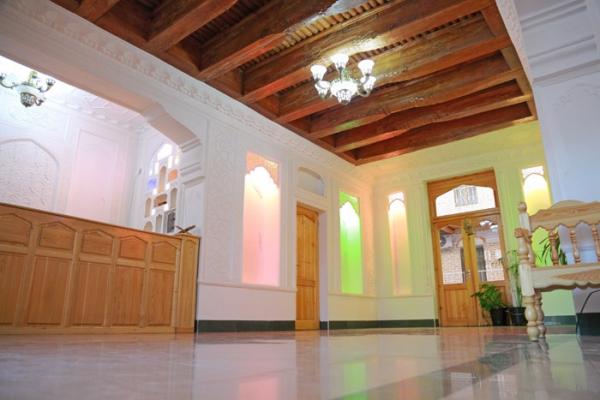 Porso Hotel Bukhara, book Porso hotel