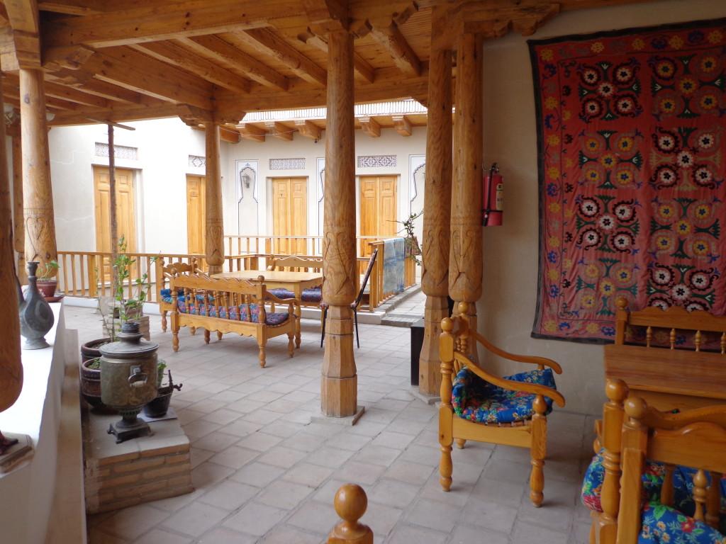 Aist Hotel Bukhara, book Aist hotel