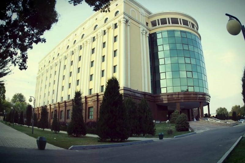 Registan Plaza Hotel Tashkent, book Registan Plasa hotel