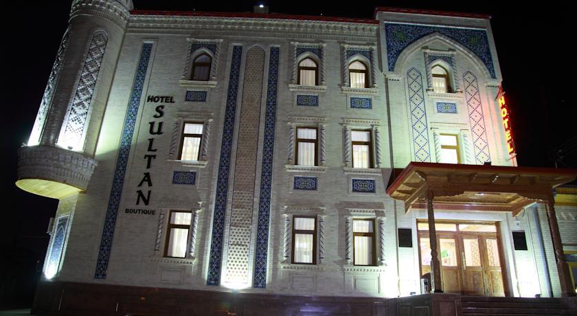 Hotel Sultan Samarkand, Book Hotel Sultan samarkand
