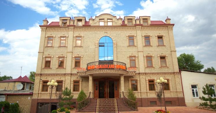 Grand Samarkand Superior  Hotel Tashkent, book Grand Samarkand Superior hotel