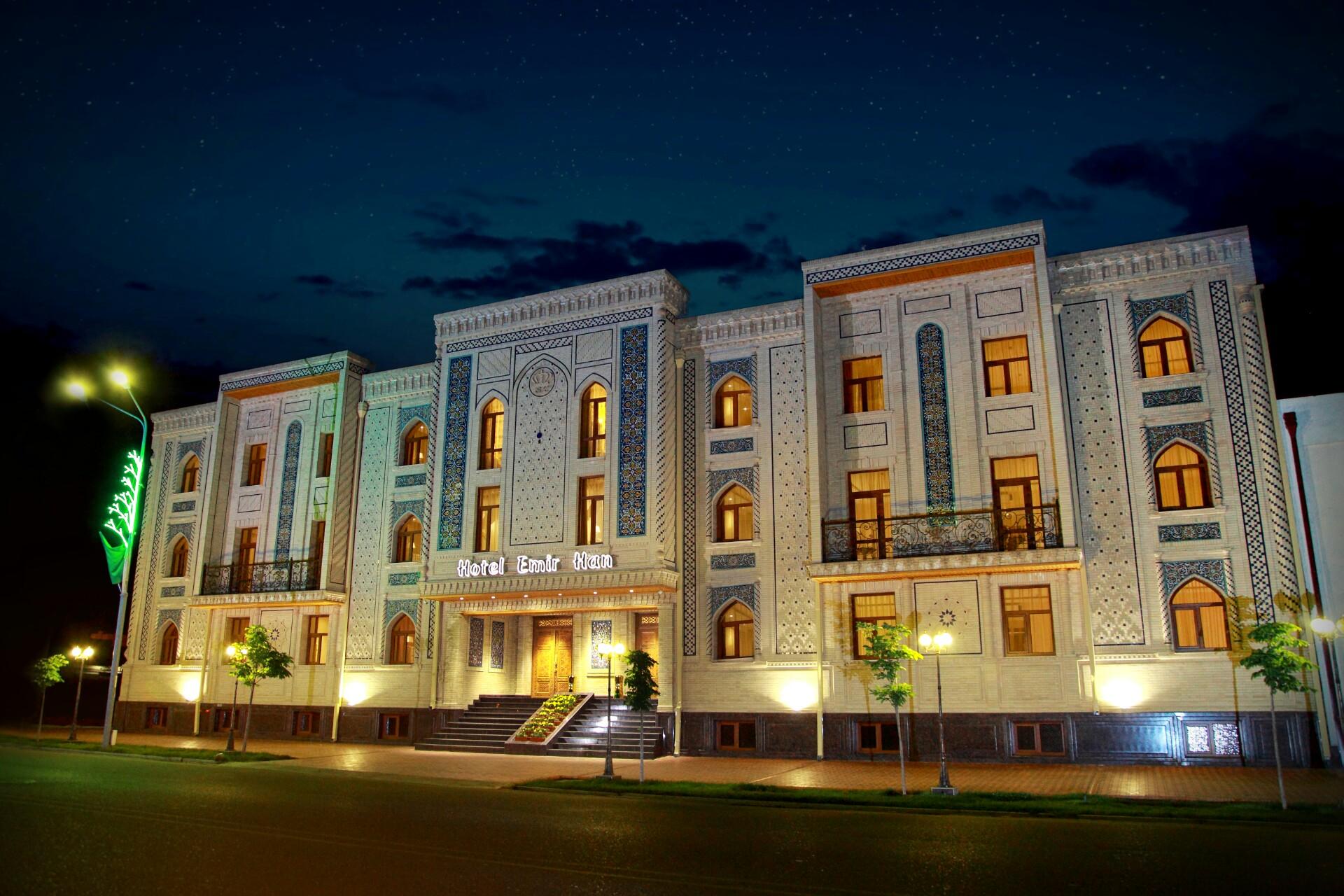 Emir Han hotel samarkand, book Emir Han hotel