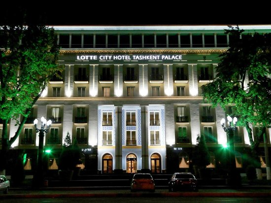 Lotte City  Hotel Tashkent, book Lotte hotel