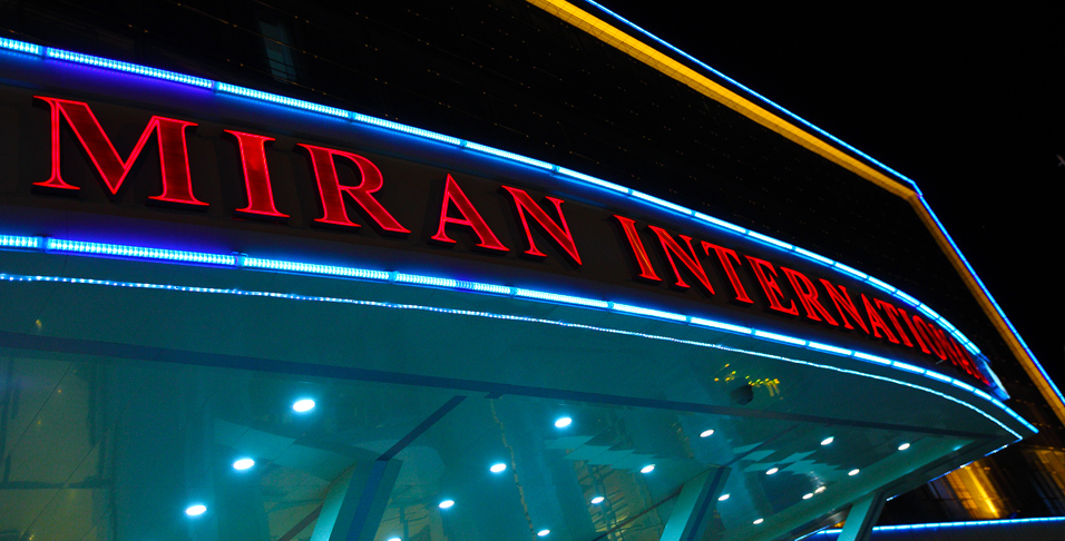 Miran International Hotel Tashkent, book Miran International hotel