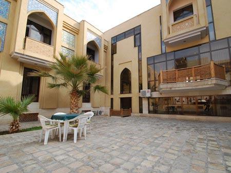 Omar Hayam Hotel Bukhara